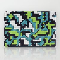 Bad at Tetris iPad Case