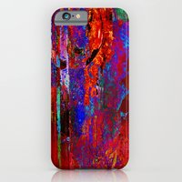 Abstract iPhone 6 Slim Case