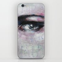 Quiet-Colored End Of Eve… iPhone & iPod Skin