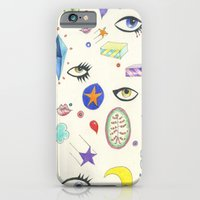 iPhone & iPod Case featuring Favourite Things by Trudy Creen
