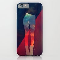 iPhone & iPod Case featuring Cosmic Body by Rain Carnival