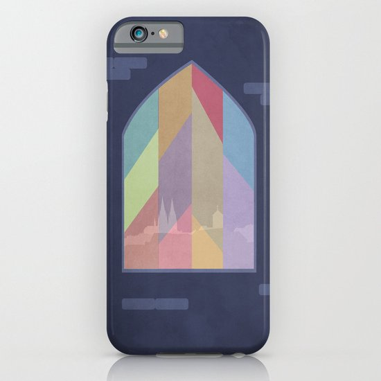 Stained Glass Window iPhone & iPod Case