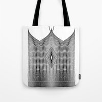 Spirobling XXIV - Knitted Crown Tote Bag
