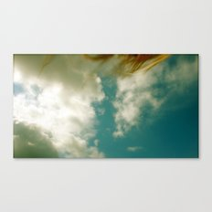 Look up Canvas Print
