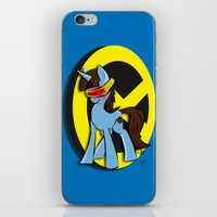 CyPony | Mutant Little Ponies iPhone & iPod Skin