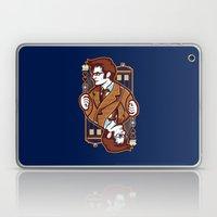 10th of Hearts Laptop & iPad Skin