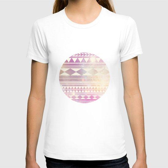 Galaxy Tribal T-shirt