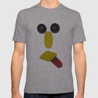 Sugar rush Mens Fitted Tee Athletic Grey SMALL