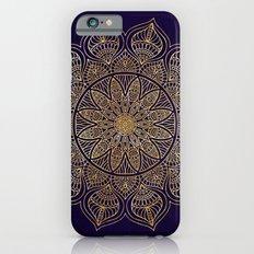 Gold Mandala iPhone 6 Slim Case