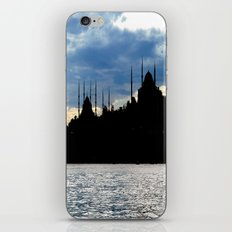 Sultanahmet Camii Skyline Istanbul Turkey iPhone & iPod Skin