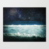 The Sound And The Silenc… Canvas Print