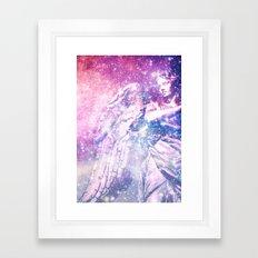 Celestial Angel Framed Art Print