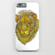 Dandy Lion iPhone 6 Slim Case