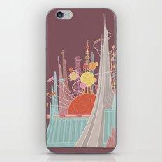 Space Mountain iPhone & iPod Skin