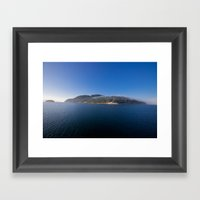 San Juan Framed Art Print