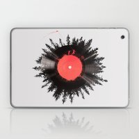 The Vinyl Of My Life Laptop & iPad Skin