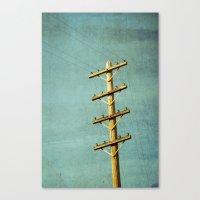 Utilitarian Canvas Print
