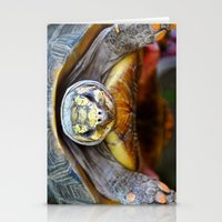 The Timid Tortoise  Stationery Cards