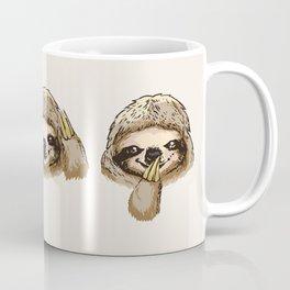 Mug - No Evil Sloth - Huebucket