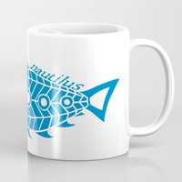 Nautilus under the sea Mug