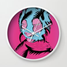 Funny Guy Wall Clock