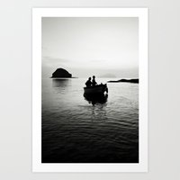 Salina Art Print