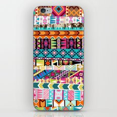 Tribal Mix iPhone & iPod Skin
