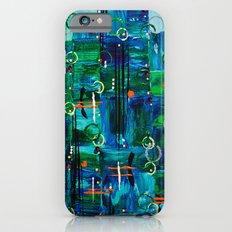 :: Midnight Call :: iPhone 6s Slim Case
