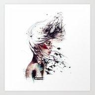 Her Name I Ask. Freedom,… Art Print