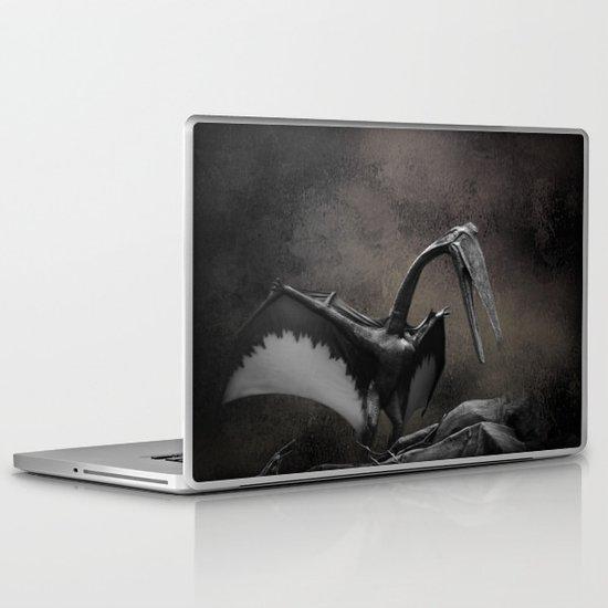Prehistoric Laptop & iPad Skin