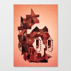Sofia! Canvas Print
