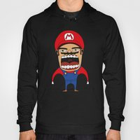 Screaming Mario Hoody