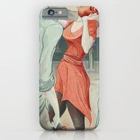 iPhone & iPod Case featuring The Twirl by Jeff Szuc