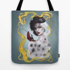 Cruella de Vil Tote Bag