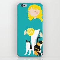 Endo Paw Pals iPhone & iPod Skin
