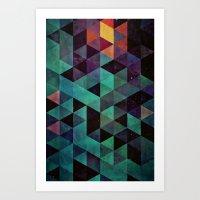 Dyyp Tyyl Art Print