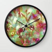 Holiday 4 Wall Clock