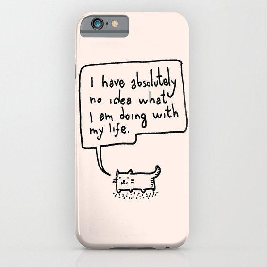 Little Cat iPhone & iPod Case