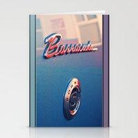 Barracuda Americana Stationery Cards