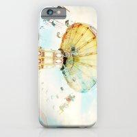 iPhone & iPod Case featuring Step back into fun by Mina Teslaru
