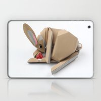 Unlucky Rabbits Foot Laptop & iPad Skin