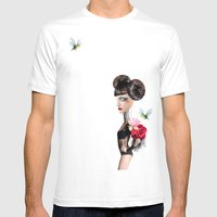 Eileen Sailing Mens Fitted Tee White SMALL