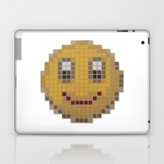 Emoticon Smile Laptop & iPad Skin