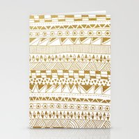 Fun (gold version) Stationery Cards