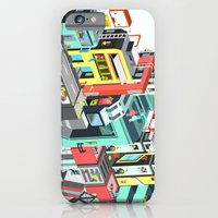iPhone & iPod Case featuring Next Stop by Helen Kaur