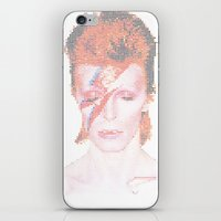 Space Invading Oddity iPhone & iPod Skin