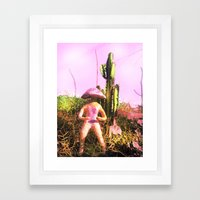 teonanakah Framed Art Print