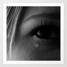 Emotion Art Print