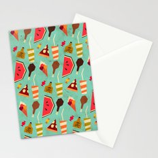 Yummy! Stationery Cards