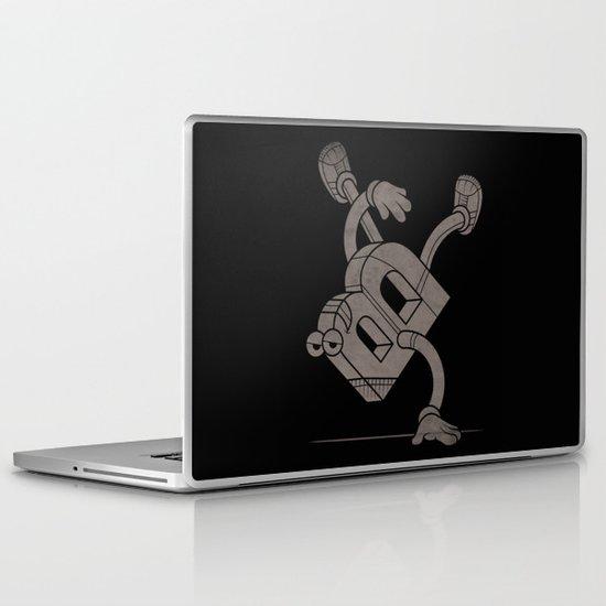 B-Boy Laptop & iPad Skin
